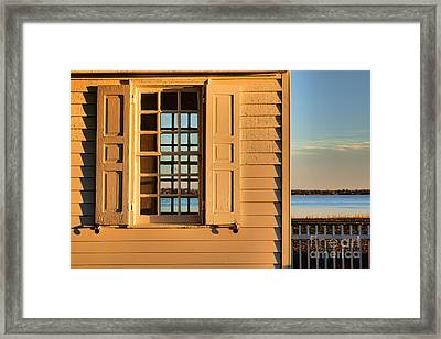 Newcastle Framed Print by Olivier Le Queinec
