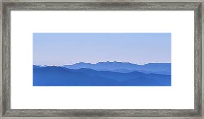 Newfound Framed Print