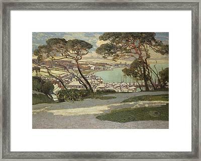 Newlyn   Penzance Framed Print