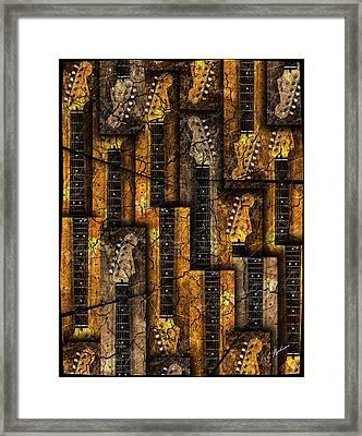 Nexs Framed Print