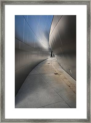 Framed Print featuring the photograph Next Few Steps by Kevin Bergen