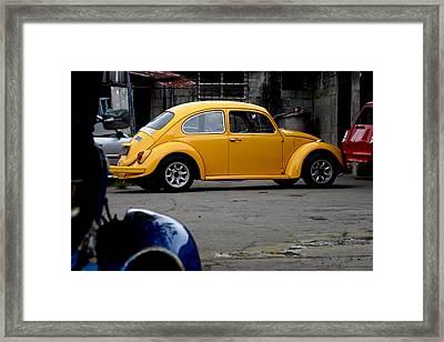 Next In Line Framed Print by Jez C Self