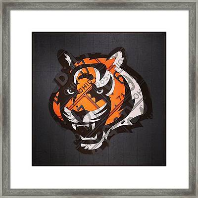 Nfl Playoffs Continue Today - Who Are Framed Print