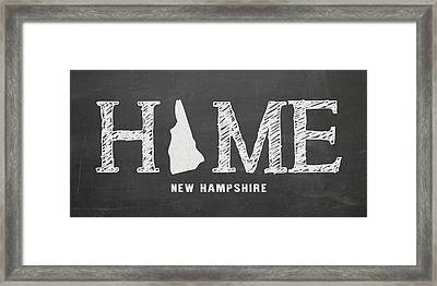 Nh Home Framed Print