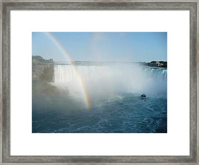 Niagara Falls2 Framed Print