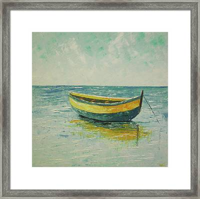 Nice South Of France Framed Print by Frederic Payet