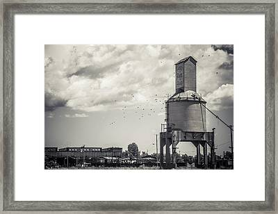 Nickel Plate Road  Framed Print by Off The Beaten Path Photography - Andrew Alexander