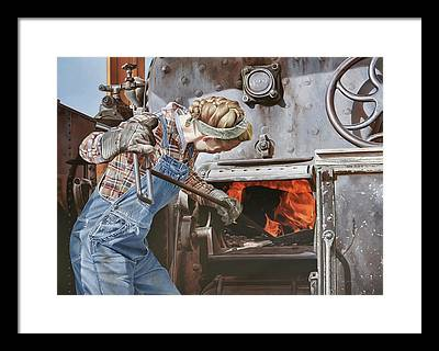 Wrought Iron Framed Prints