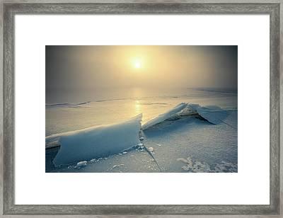 Niflheim Framed Print by Davorin Mance