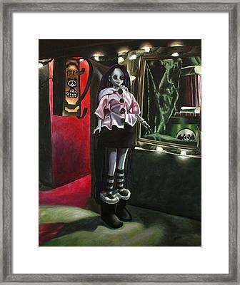 Night 2 Framed Print by Lori Keilwitz