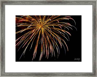 Night Colors Framed Print by Phill Doherty