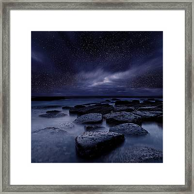 Night Enigma Framed Print