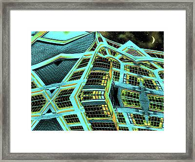Night In This House Framed Print
