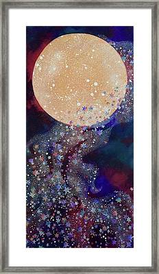 Night Magic Framed Print