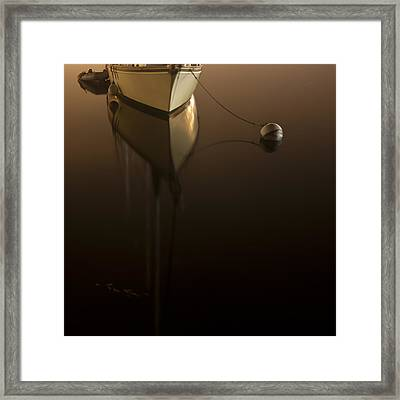 Night Moor Framed Print by Kevin Bergen