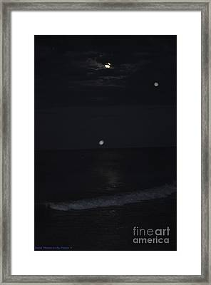 Night Moves 8 Framed Print