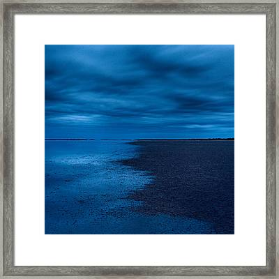 Night Moves In Framed Print by Julian Cook