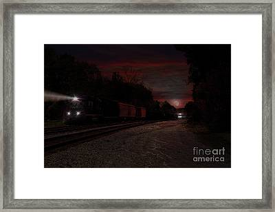 Ladies Night Out Framed Print