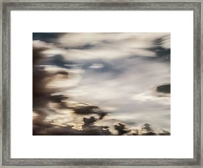 Night Sky 2 Framed Print by Leland D Howard
