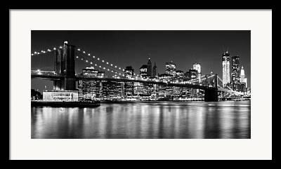 Ground Zero Framed Prints