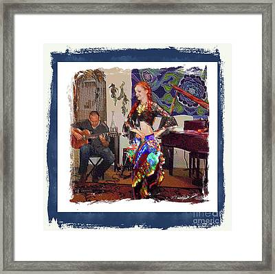 Night To Remember Framed Print