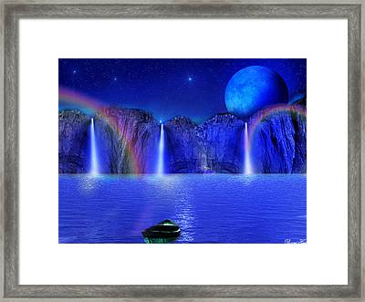 Nightdreams Framed Print