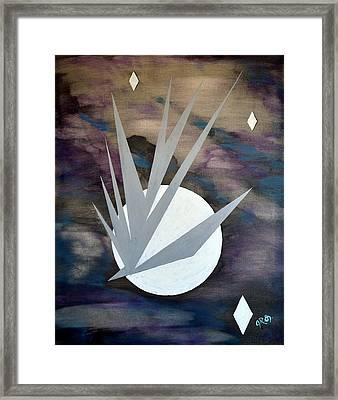 Nighthawke 2 Framed Print