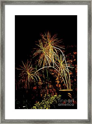 Framed Print featuring the photograph Nightmares Are Made Of This by Al Bourassa