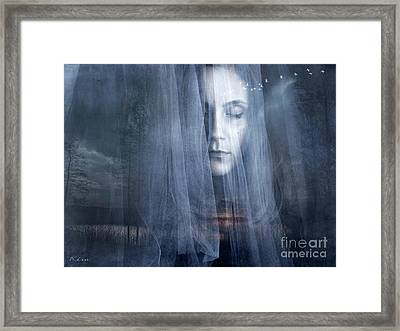 Nightscape Framed Print