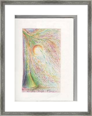 Nightshine Framed Print by Rich Graham