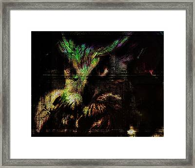 Nightvision Framed Print
