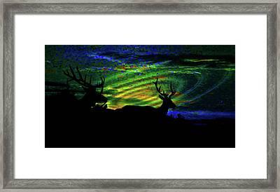 Nightwatch Framed Print