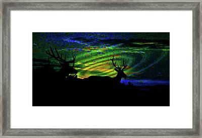 Nightwatch Framed Print by Mike Breau