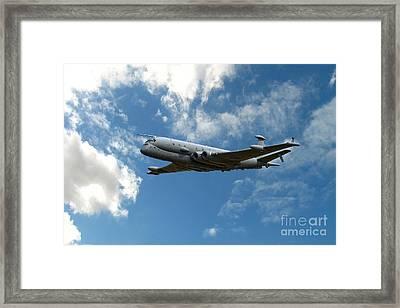 Nimrod Patrol Framed Print