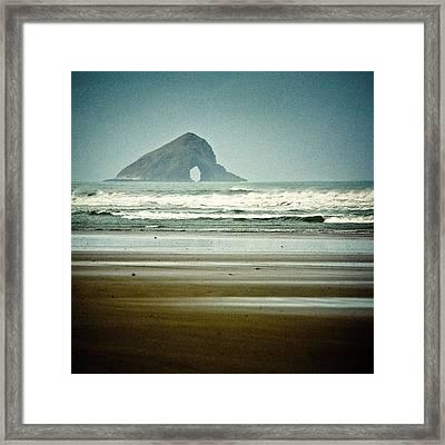 Ninety Mile Beach Framed Print