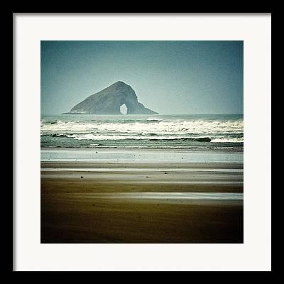 Ninety Mile Beach Framed Prints