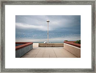 Framed Print featuring the photograph Ninth by Kevin Bergen