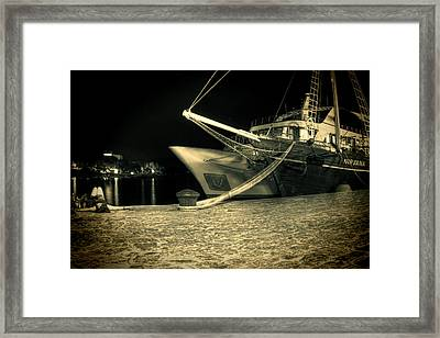 Nirvana Framed Print by Jasna Buncic