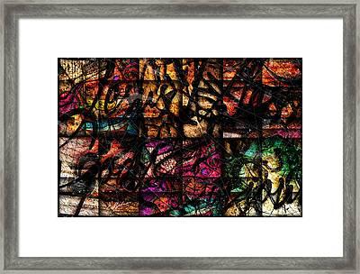 Nissi Framed Print