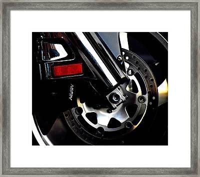 Nissin Framed Print