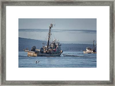 Nita Dawn Closing Framed Print