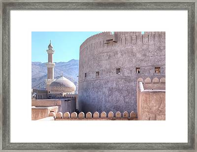 Nizwa - Oman Framed Print by Joana Kruse