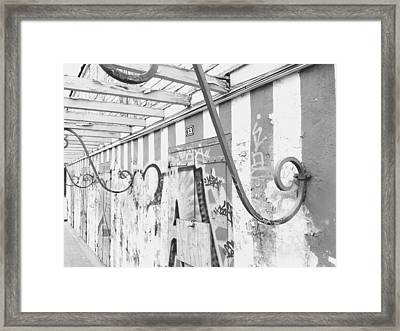 No. 13 Framed Print
