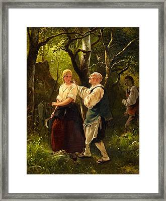 No Fool Like An Old Fool Framed Print by MotionAge Designs