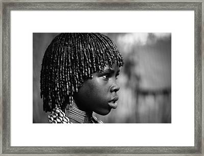 No Limits Framed Print