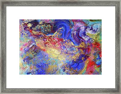 No Mind Framed Print