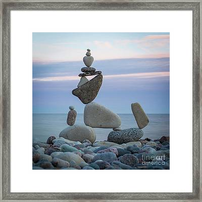 No Name 8 Framed Print