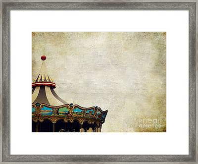 No One Will Know Framed Print
