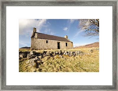 No Place Like A Home Framed Print