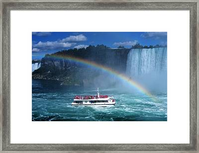No Pot Of Gold Framed Print